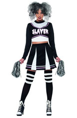 Fever Gothic Cheerleader