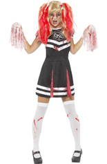 Satanic Cheerleader