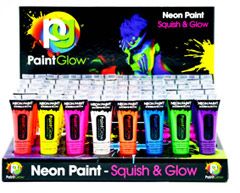 UV products at Partymania